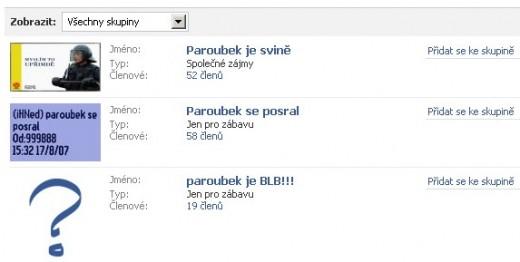 Paroubek