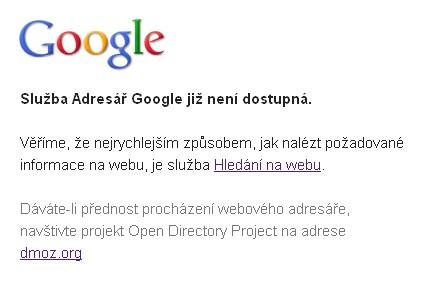 Adresář Google