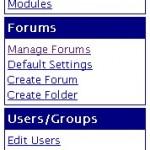 Phorum – recenze a návod k používání systému pro diskuzní fórum