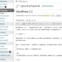 Administrace WordPress 3.2