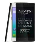 Allview uvádí na evropský trh nejtenčí smartphone, X2 Soul
