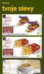 Aplikace McDonalds