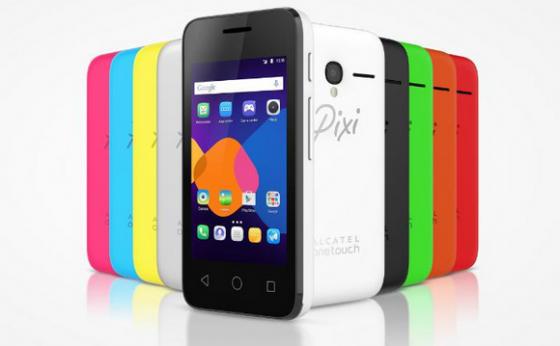 Telefon řady PIXI3