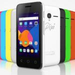 ALCATEL ONETOUCH představuje chytré telefony řady PIXI 3
