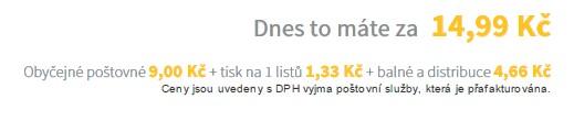 Listonoška.cz