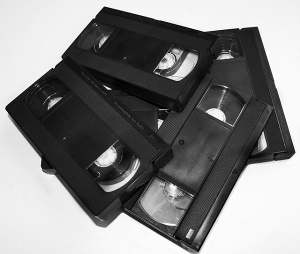 videokazety