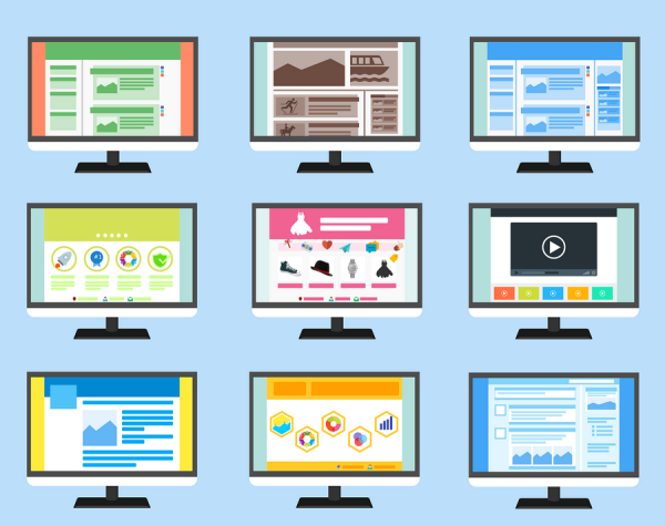 webdesing - tvorba webu